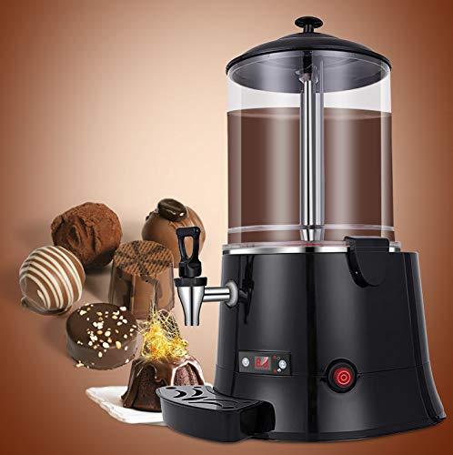 YAMEIJIA 110 / 220V CE máquina dispensadora de Chocolate Caliente, máquina de Bebidas de Chocolate Caliente para la Venta,Red,5L