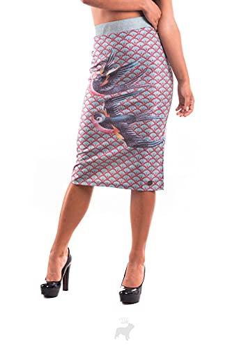 Culito from Spain Faldas Mujer Tubo Suelto SS20402B-M Talla M