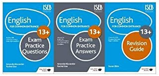 English for 13+ Common Entrance Revision Pack