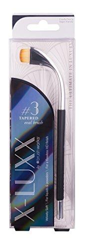 X-Luxx door penseel werkt Definer & wenkbrauw penseel #3