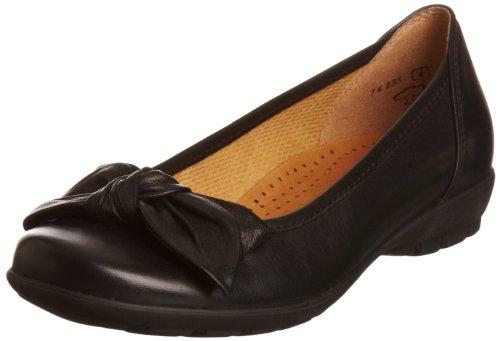 Gabor Shoes 74.235.27, Damen Ballerinas, Schwarz (schwarz), EU 44 (UK 9.5) (US 12)