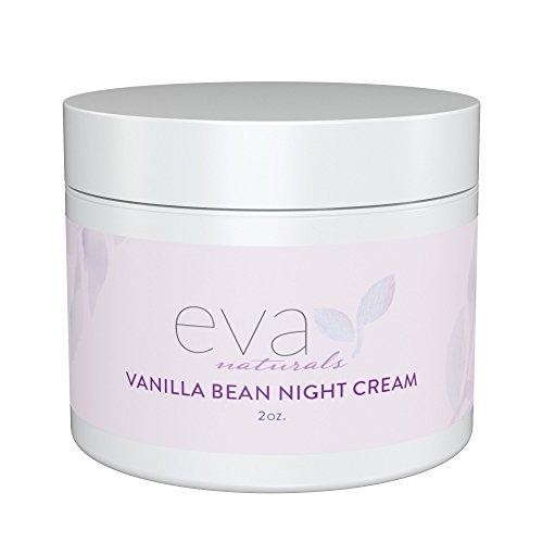 Crema de Noche de Vainilla Eva Naturals