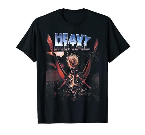 Heavy-Metal-Movie hombres mujeres Camiseta