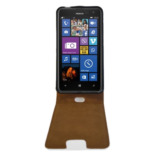 Slabo Flip Hülle Cover für Nokia Lumia 625 -