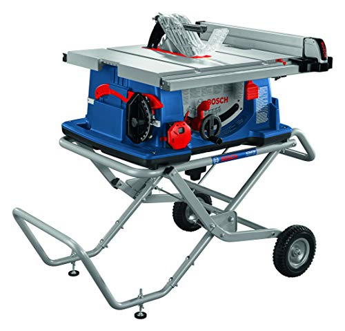 Bosch 10 in. Worksite Table Saw with Gravity-Rise Stand