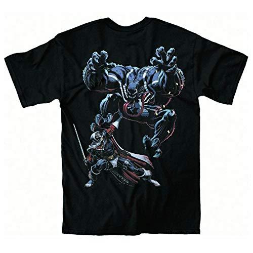 Toy Zany Grim Venom Black Camiseta   S