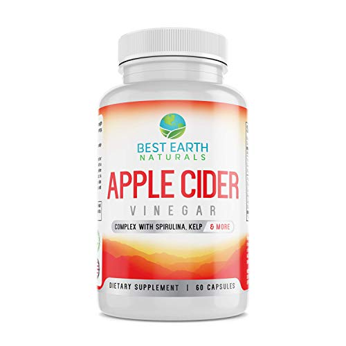 Apple Cider Vinegar Pills and Potassium