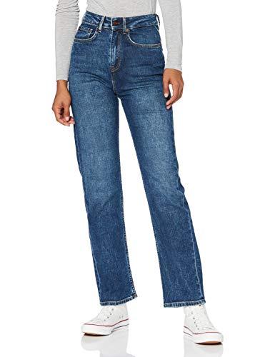 Pepe Jeans Lexi Sky High Vaqueros, Azul (Denim E80), 31W / 30L para Mujer