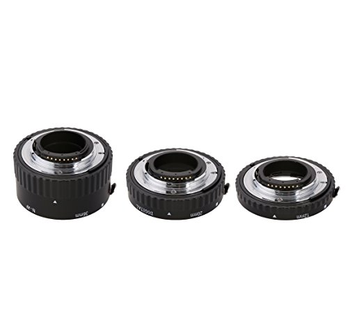 Meike MK-N-AF1-A - Adaptador para cámaras Nikon D7100 D5200 D3100 D800 D90...