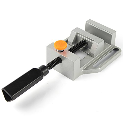 Why Choose Drill Press Vise, PANGOLIN Quick Release Clamp Vice Light Duty Perfect for Woodworking,Cr...