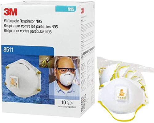 Woodworking and Sanding Painted Surfaces Respirator by 3M