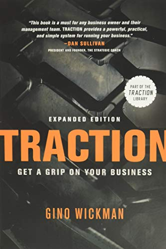 Real Estate Investing Books! -  Traction: Get a Grip on Your Business