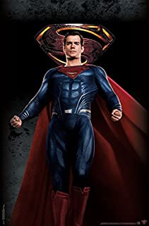 Trends International DC Comics Movie - Justice League - Superman Wall Poster, 22.375