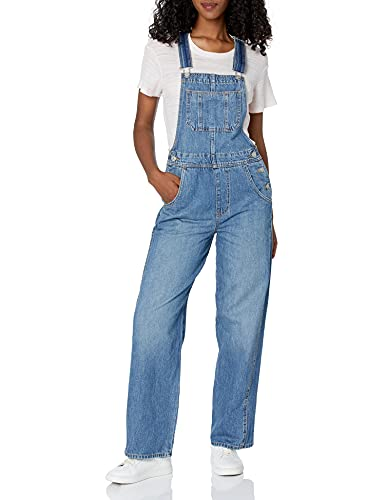 Levi's Women's Utility Loose Overall, In The Bag, X-Small