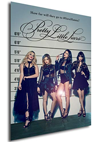 Instabuy Posters TV Series - Pretty Little Liars A (A3 42x30)
