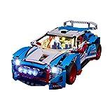 Kit Luce A Led Per Blocchi Da Auto (modello Rally) Compatibile Con 42077 (non Incluso Il Modello)