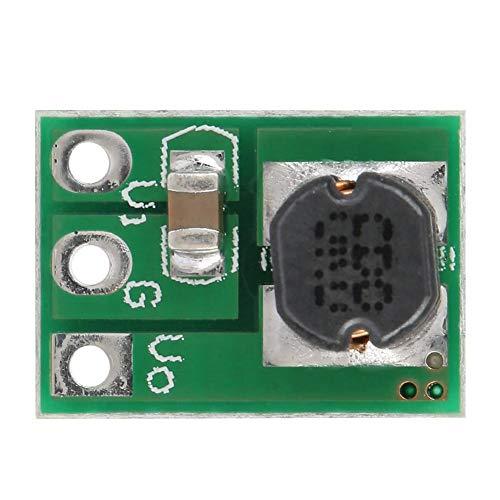 Convertidor de Buck Boost, Keenso Mini DC-DC Power Suplemento Convertidor de 3.7V 5V a 3.3V Buck Converter 18650 Baterías de litio