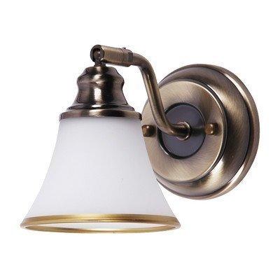 Preciosa Lámpara de Pared/Iluminación para Baño / IP20 / Bronce 6545n
