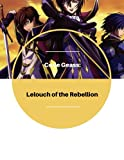 Code Geass: Lelouch of the Rebellion: Japanese Mecha anime and Manga great and beautiful notebook and journal for prince Lelouch vi Britannia fans - ... lined - Large (8.5 x 11 inches) - 120 Pages