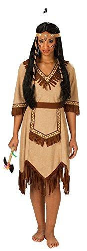 Rubie's - Disfraz de india Apache, para mujer