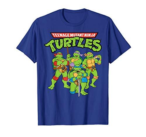 Teenage Mutant Ninja Turtles Group T-Shirt