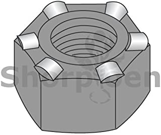 Box Quantity 1000 by Korpek.com BC-37NWP1 3//8-16 One Projection Tab Weld Nut Plain Single