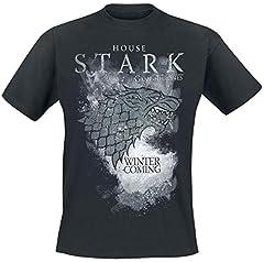 Game Of Thrones Camiseta Stark Houses