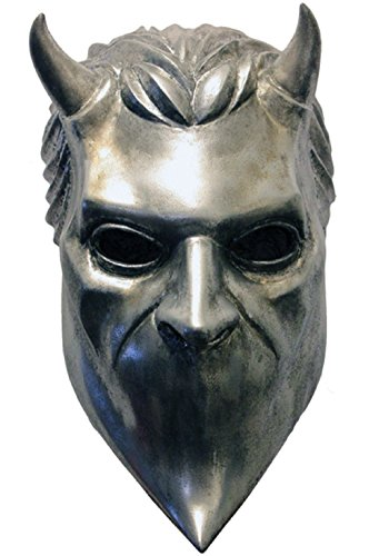 Ghost Nameless Ghouls Mask Gray