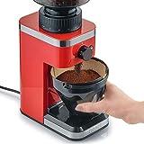Zoom IMG-1 graef cm503eu macinacaffe colore rosso