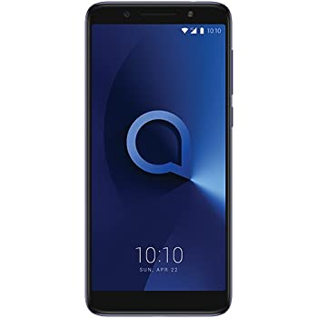 ALCATEL 3X Smartphone Quad Core 1.28 GHz, Android N, 5.7