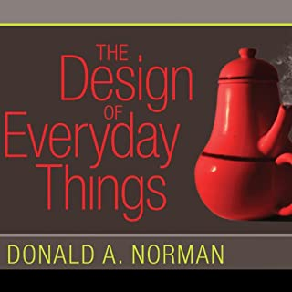 The Design of Everyday Things                   Written by:                                                                                                                                 Donald A. Norman                               Narrated by:                                                                                                                                 Peter Berkrot                      Length: 7 hrs and 58 mins     14 ratings     Overall 4.8