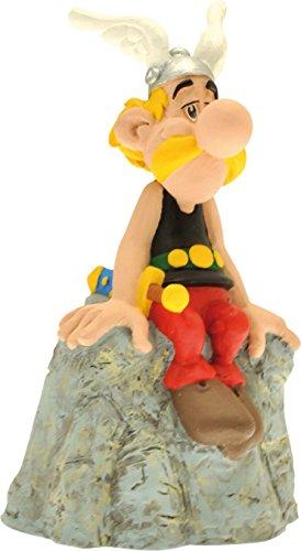 Plastoy -Asterix-Asterix ON Rock MONEYBOX 20cm 2