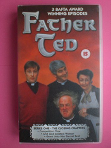 Photo of Father Ted – Series One – The Closing Chapters [VHS Tape]