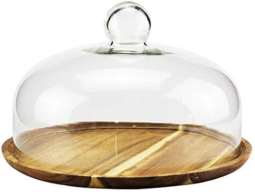 campana cristal base madera fabricante Bbhhyy