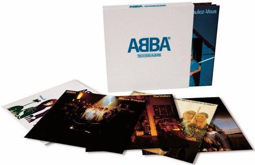 Abba: the Studio Albums (Coffret 8LP - Tirage limité) [Vinilo]