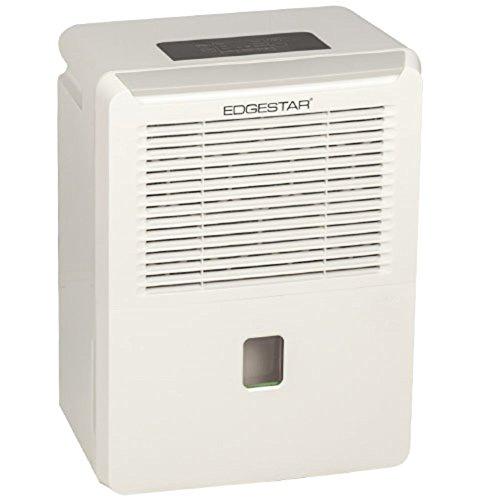 Home & Appliances EdgeStar 30 Pint Portable Dehumidifier - White