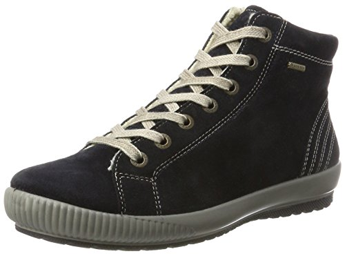 Legero TANARO, Damen High-Top, Blau (Pacific), Gr. 40 EU,(6.5 UK)