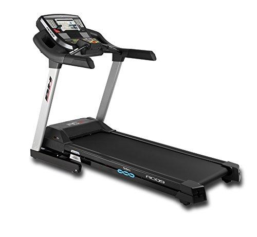 Bh Fitness RC09 G6180 - Cinta de Correr, Motor 4.0 Cv - 22 Km/h , Monitor Dot Matrix, Inclinación Eléctrica Hasta El 12{8c64f33caabc3bc2711894618e65ac7ed5f0a9d45f45122b31343ac989d94f4d}