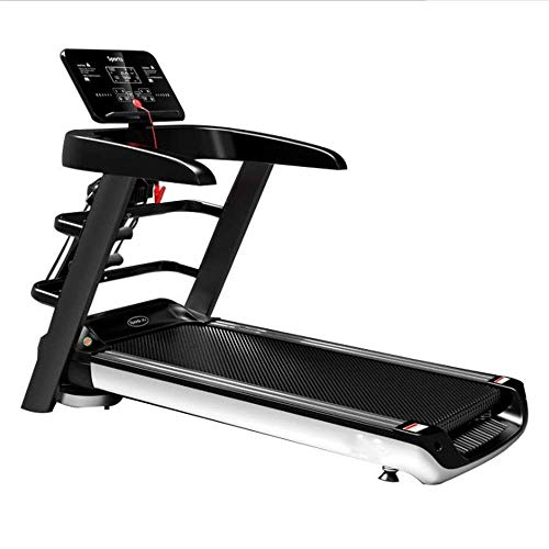 Learn More About HWZQHJY Treadmill Home Compact Treadmill 2.5hp Peak Silent Electric Treadmill, Led ...
