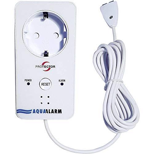 m-e modern-electronics WA-5 Wassermelder mit externem Sensor netzbetrieben