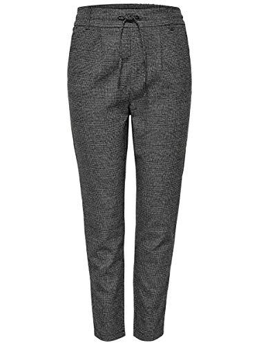 ONLY onlPOPTRASH - Pantalones para mujer Black Cloud Dancer 44/36 (Talla Del Fabricante: XL)