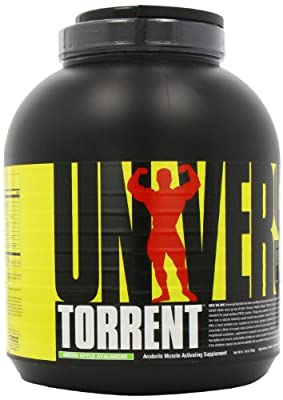 Torrent Post Workout Recovery Supplement: 52g Carbs, 20g Protein and 1.5g Fats- Green Apple - 6#