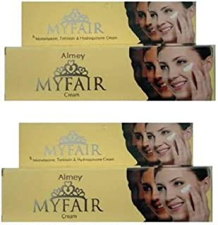 almey My fair cream (20mg * 2) 40mg