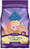 Blue Buffalo Healthy Aging Natural Mature Dry Cat Food, Chicken & Brown Rice...