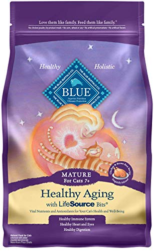 Blue Buffalo Senior Cat Food