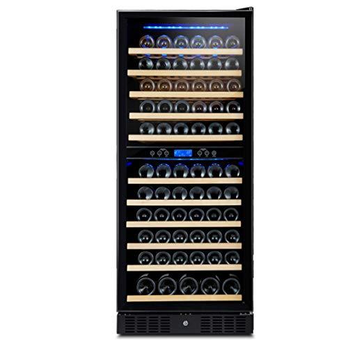 Weinkühlschrank 305 Liter/mit 2 Klimazonen