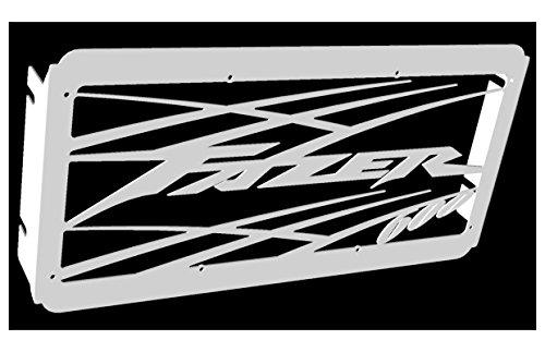 Cache radiateur/Grille de radiateur 600 FZS Fazer 98>01 et 02>03 Design «Tsunami »