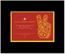 Music Ad World Stone Temple Pilots - New Album Mini Poster - 21x13.5cm