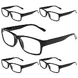 Gaoye 5-Pack Reading Glasses Blue Light...