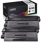 LEMERO 5,200 páginas TN-2320 Tóner para Brother TN2320 2310 Compatible para Brother MFC-L2700DW DCP-L2520DW HL-L2340DW HL-L2300D MFC-L2720DW DCP-L2560DW DCP-L2500D HL-L2365DW L2360DN (2 negros).